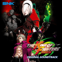 THE KING OF FIGHTERS 2003 ORIGINAL SOUND TRACK