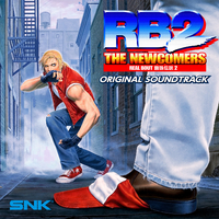 リアルバウト餓狼伝説2 THE NEWCOMERS ORIGINAL SOUND TRACK