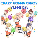 CRAZY GONNA CRAZY/YURiKA