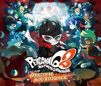 ペルソナQ2 ニュー シネマ ラビリンス オリジナル・サウンドトラック/Various Artists