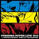 PERSONA SUPER LIVE 2015 ~in 日本武道館 -NIGHT OF THE PHANTOM-/V.A.