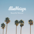 Beautiful Woman/Blue Vintage