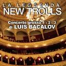CONCERTO GROSSO 1-2-3 di LUIS BACALOV/LA LEGGENDA NEW TROLLS