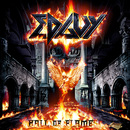 HALL OF FLAMES (THE BEST AND THE RARE)/EDGUY