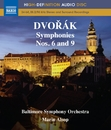 ドヴォルザーク: 交響曲第6番/第9番「新世界より」/ボルティモア交響楽団/マリン・オールソップ(指揮)