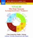 ヴィヴァルディ: ヴァイオリン協奏曲「四季」/他/チョーリャン・リン(ヴァイオリン)/アンソニー・ニューマン(チェンバロ)/アンソニー・ニューマン(ポジティーフ・オルガン)/セジョン