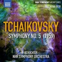 チャイコフスキー: 交響曲第5番(NHK交響楽団/シュヒター)(1959)