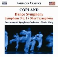 コープランド: 舞踏交響曲