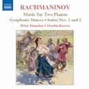 ラフマニノフ: 2台のピアノのための音楽/ピーター・ドノホー(ピアノ)/マーティン・ラスコー(ピアノ)