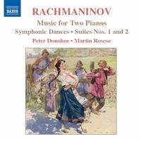 ラフマニノフ: 2台のピアノのための音楽