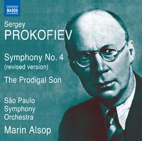 プロコフィエフ: 交響曲第4番(1947年改訂版) 他