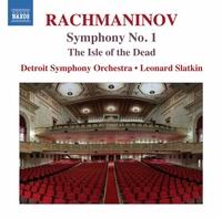 ラフマニノフ: 交響曲第1番/死の島