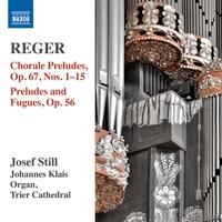 レーガー: オルガン作品集 第14集 5つのやさしい前奏曲とフーガ/52のやさしいコラール 前奏曲