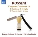 ロッシーニ: 序曲全集 第4集/プラハ・シンフォニア管弦楽団/クリスティアン・ベンダ(指揮)