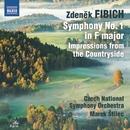 フィビヒ: 管弦楽作品集/チェコ・ナショナル交響楽団/マレク・シュティレツ(指揮)