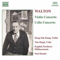 ウォルトン: ヴァイオリン協奏曲/チェロ協奏曲