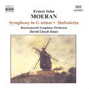 モーラン: 交響曲 ト短調/シンフォニエッタ/ボーンマス交響楽団/デイヴィッド・ロイド=ジョーンズ(指揮)