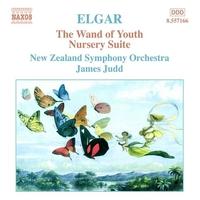 エルガー: 「子供の魔法の杖」/組曲「子供部屋」