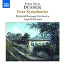 F.X.ドゥシェク: 4つのシンフォニア集/ヘルシンキ・バロック管弦楽団/アーポ・ハッキネン(指揮)