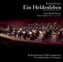 R.シュトラウス: 交響詩「英雄の生涯」 Op.40/R.シュトラウス生誕150周年記念 英雄の生涯オーケストラ/謙=デイヴィッド・マズア(指揮)