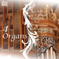 天上のオルガン ~ バロック音楽を中心にパイプオルガンとポジティフオルガンで聴く大ホールと礼拝堂の響き