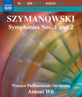 シマノフスキ: 交響曲第1番/第2番