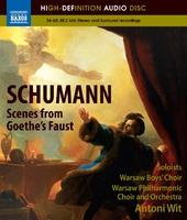 R. シューマン: ゲーテのファウストからの情景 WoO3