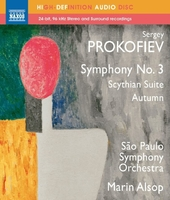 プロコフィエフ: 交響曲第3番/スキタイ組曲/他