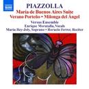 ピアソラ: 組曲「ブエノスアイレスのマリア」/ブエノスアイレスの夏/天使のミロンガ/ヴァーサス・アンサンブル