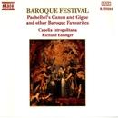 バロック・フェスティバル/カペラ・イストロポリターナ/リヒャルト・エトリンガー(指揮)