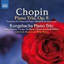 ショパン: ピアノ三重奏曲/エミリー・バイノン(フルート)/フィリップ・ムーア(ピアノ)/サイモン・クロフォード=フィリップス(ピアノ)/クングスバッカ・ピアノ三重奏団