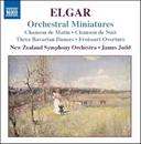 エルガー: 管弦楽小品集/ジェイムス・ジャッド(指揮)/プリマン・ティルソン(ファゴット)/ニュージーランド交響楽団