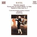 ラヴェル: スペイン狂詩曲/亡き王女のためのパヴァーヌ/他/ケネス・ジーン(指揮)/スロヴァキア放送交響合唱団/スロヴァキア放送交響楽団