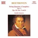 ベートーヴェン: 弦楽四重奏曲 Op. 18/No. 5, 6/コダーイ・クァルテット