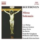 ベートーヴェン: 荘厳ミサ曲 Op. 123/ジェイムズ・テイラー(テノール)/ケネス・シャーマーホーン(指揮)/ロリ・フィリップス(ソプラノ)/ナッシュヴィル交響楽団/ナッシュヴィル交響合唱団