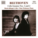 ベートーヴェン: チェロ・ソナタ第1番/第2番/7つの変奏曲/他/マリア・クリーゲル(チェロ)/ニーナ・ティクマン(ピアノ)