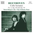 ベートーヴェン: チェロとピアノのためのソナタ 第2集/マリア・クリーゲル(チェロ)/ニーナ・ティクマン(ピアノ)