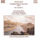 モーツァルト: ピアノ協奏曲集 第1集 - 第13番/第20番/アンドラーシュ・リゲティ(指揮)/イェネ・ヤンドー(ピアノ)/コンツェントゥス・フンガリクス