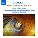 モーツァルト: ホルン協奏曲集/アニエスカ・ドゥチマル(指揮)/ヤチェク・ムズィク(ホルン)/ポーランド放送アマデウス室内管弦楽団