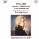 モーツァルト: 弦楽のためのディヴェルティメント(ザルツブルク交響曲)/リヒャルト・エトリンガー(指揮)/カペラ・イストロポリターナ