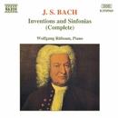 J.S. バッハ: インヴェンションとシンフォニア BWV 772 - 801/ヴォルフガンク・リュプザム(ピアノ)
