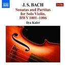 J.S. バッハ: 無伴奏ヴァイオリンのためのソナタとパルティータ全曲/イリヤ・カーラー(ヴァイオリン)