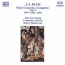 J.S. バッハ: ピアノ協奏曲全集 第1集 - BWV 1052-BWV 1054/ハーウォン・チャン(ピアノ)/ロベルト・スタンコフスキー(指揮)/カメラータ・カッソヴィア