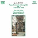 J.S. バッハ: ピアノ協奏曲全集 第2集 - BWV 1055-BWV 1058/ハーウォン・チャン(ピアノ)/ロベルト・スタンコフスキー(指揮)/カメラータ・カッソヴィア