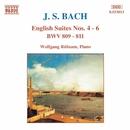 J.S. バッハ: イギリス組曲第4番 - 第6番/ヴォルフガンク・リュプザム(ピアノ)