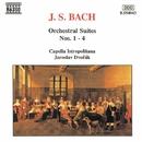 バッハ: 管弦楽組曲第1番 - 第4番/ヤロスラフ・ドヴォルザーク(指揮)/カペラ・イストロポリターナ