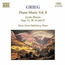 グリーグ: 抒情小曲集 第1集 - 第4集 Op. 12/Op. 38/Op. 43/Op. 47/アイナル・ステーン=ノックレベルグ(ピアノ)