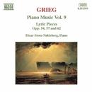 グリーグ: 抒情小曲集 第5集 - 第7集 Op. 54/Op. 57/Op. 62/アイナル・ステーン=ノックレベルグ(ピアノ)