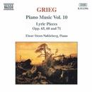 グリーグ: 抒情小曲集 第8集 - 第10集 Op. 65/Op. 68/Op. 71/アイナル・ステーン=ノックレベルグ(ピアノ)