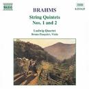 ブラームス: 弦楽五重奏曲第1番/第2番/ブルーノ・パスキエ(ヴィオラ)/ルートヴィヒ四重奏団